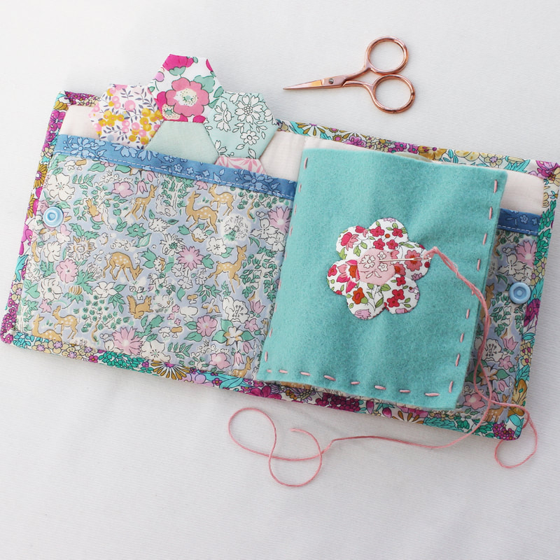 tiny sewing case free pattern