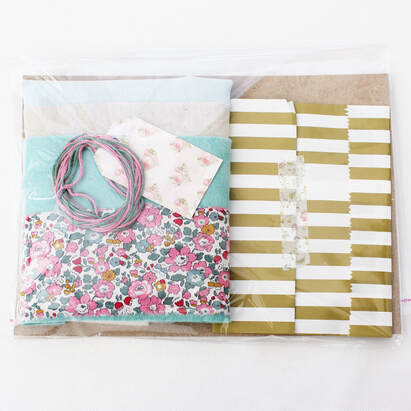 needle book sewing kit